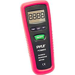 Pyle Carbon Monoxide Meter