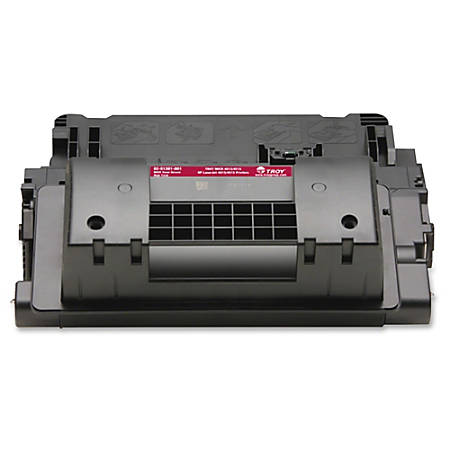 Troy 02-81301-001 High-Yield Black MICR Toner Cartridge