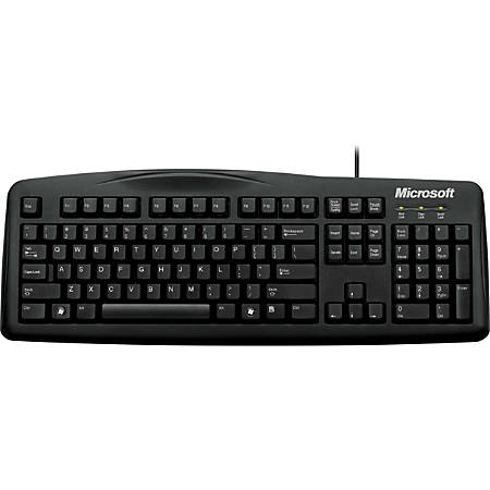 Microsoft 200 Keyboard, Black
