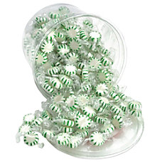 Office Snax Spearmint Starlight Mints 32