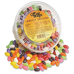 Office Snax Jelly Beans 2 Lb