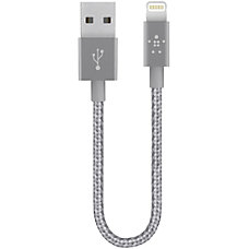 Belkin Metallic Lightning to USB Cable