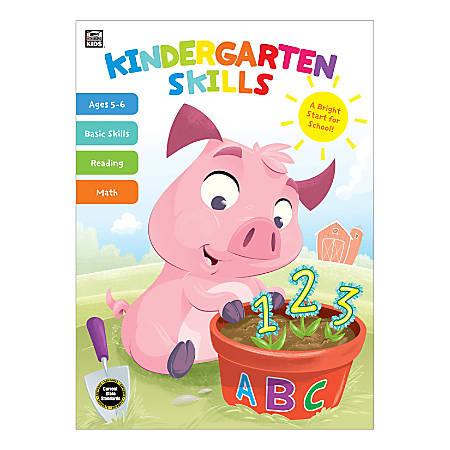 Thinking Kids Kindergarten Skills Workbook
