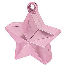 Amscan Foil Star Balloon Weights 6