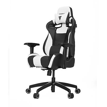 Vertagear Racing Series S-Line SL4000 Gaming Chair, Black/White