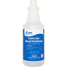 RMC Neutral Disinfectant Spray Bottle 1