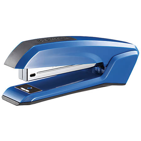 Bostitch® Ascend™ Antimicrobial Stapler, 70% Recycled, Blue