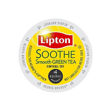 Lipton® Refresh Green Tea K-Cups®, Pack Of 24