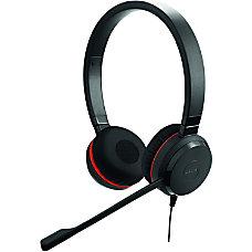 Jabra EVOLVE 20SE Headset Stereo USB