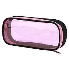 Office Depot Brand Clear Pencil Pouch