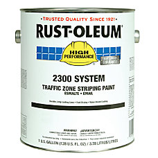 Rust Oleum High Performance 2300 System