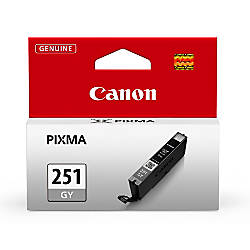 Canon CLI 251 Gray Ink Tank