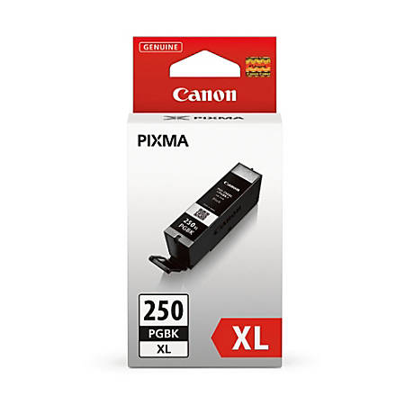Canon PGI-250XL High-Yield Black Ink Tank