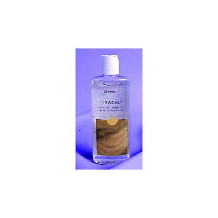 Isagel No-Rinse Instant Hand Sanitizing Gel, 4 Fl Oz (118 ml) Bottle