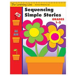 Evan Moor Learning Line Sequencing Simple