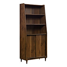 Sauder Harvey Park Bookcase With Doors