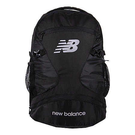 ca98049ee76a8 New Balance Champ Backpack With 17 Laptop Pocket Black - Office Depot