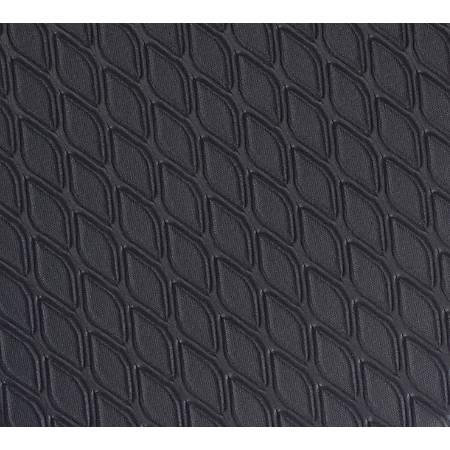 """M + A Matting Cushion Max Floor Mat, 36"""" x 144"""", Black"""