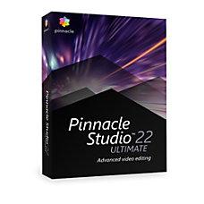 Pinnacle Studio 22 Ultimate Download Version