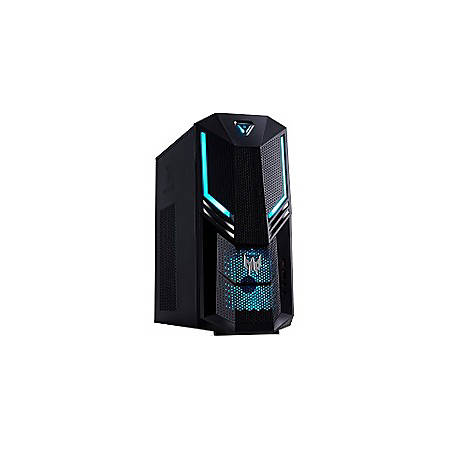 Acer Predator Orion 3000 Predator PO3-600 Gaming Desktop Computer - Core i5 i5-8400 - 8 GB RAM - 16 GB Optane Memory - 1 TB HDD - Windows 10 Home 64-bit - NVIDIA GeForce GTX 1060 6 GB - DVD-Writer - Gigabit Ethernet - Wireless LAN