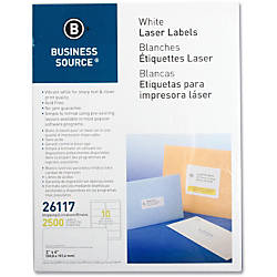 Business Source Bright White Premium quality