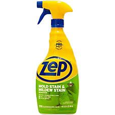 Zep No Scrub Mold Mildew Stain