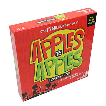 Mattel® Apples To Apples Party Box, Ages 12-14