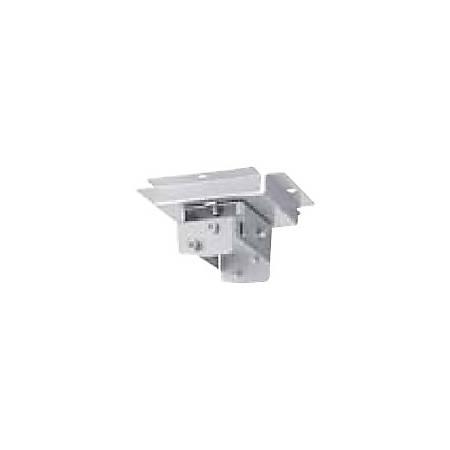 Panasonic ET-PKL100S - Mounting kit (attachment plate, mount bracket, angle adjuster) for projector - ceiling mountable - for Panasonic ET-PKL420B, ET-PKL430B, ET-PKV400B