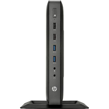 HP t620 Thin Client - AMD G-Series GX-217GA Dual-core (2 Core) 1.65 GHz