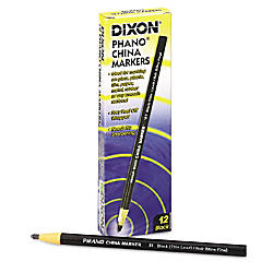 Dixon Phano China Marker Black