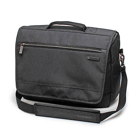 Samsonite® Modern Utility Messenger Bag, Charcoal
