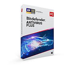 Bitdefender Antivirus Plus 2020 1 PC