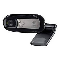 Logitech C170 Webcam 03 Megapixel 30