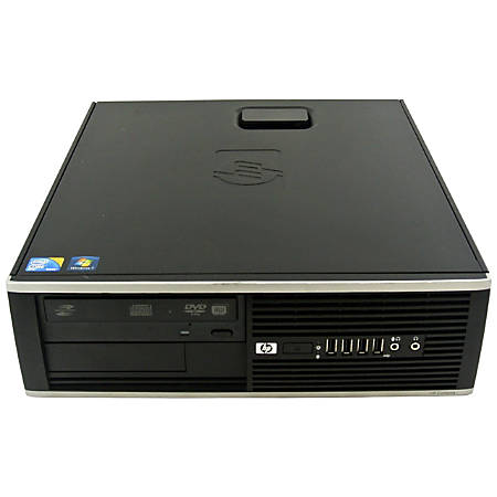 HP Elite 8300 SFF Refurbished Desktop PC, Intel® Core™ i5, 16GB Memory, 2TB Hard Drive, Windows® 10, RF610010