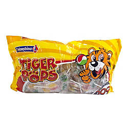Tiger Pops 200 Individually Wrapped Lollipops