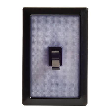 "Digital Energy® Multipurpose Lightswitch LED Flashlight, 4 1/2"" x 3"", Assorted Colors"