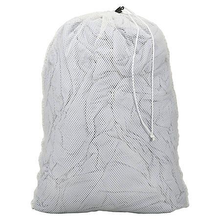 "SKILCRAFT® Heavy-Duty Synthetic Mesh Laundry Net, 24"" x 36"", White (AbilityOne 3510-01-622-7153)"