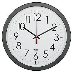 SKILCRAFT Quartz Movement Wall Clock 14