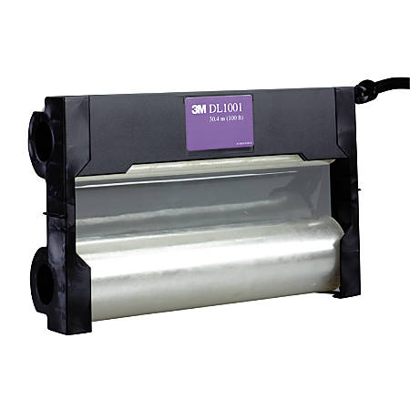"Scotch® Heat-Free 12"" Laminator Refill Cartridge, Dual Lamination, 12""W x 100'L"