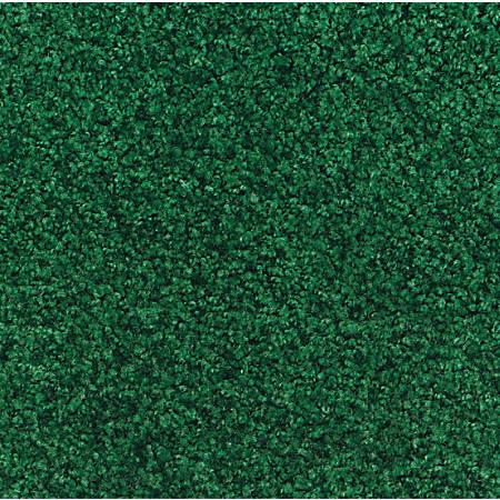 M + A Matting  Stylist Floor Mat, 4' x 10', Emerald Green