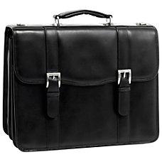McKleinUSA FLOURNOY Double Compartment Laptop Case
