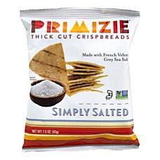 Primizie Simply Salted Flatbread Crisps 15