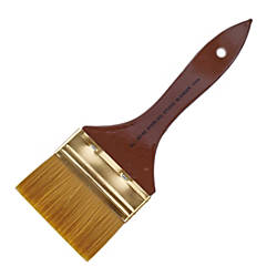 Silver Brush Sterling Series Paint Brush