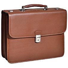 McKleinUSA ASHBURN Laptop Case Brown