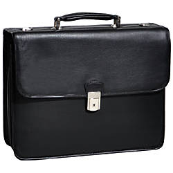McKleinUSA ASHBURN Laptop Case Black