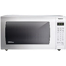 Panasonic NN SN736W Microwave Oven Single