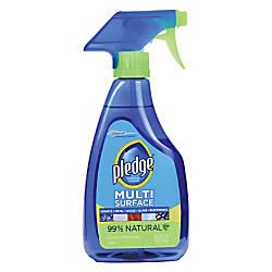 Pledge Multi Surface Cleaner Trigger Bottle