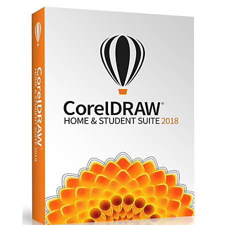 CorelDRAW® Home & Student Suite 2018, Download