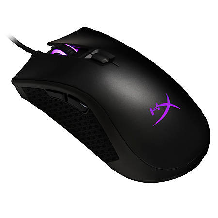 HyperX Pulsefire FPS Pro Gaming Mouse - PixArt PMW3310 - Cable - USB 2.0 - 3200 dpi - Scroll Wheel - 6 Button(s) - Right-handed Only