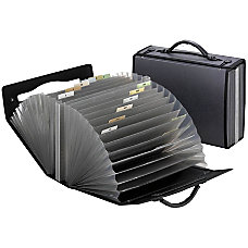 Pendaflex Professional Polypropylene Expanding Carrying Case